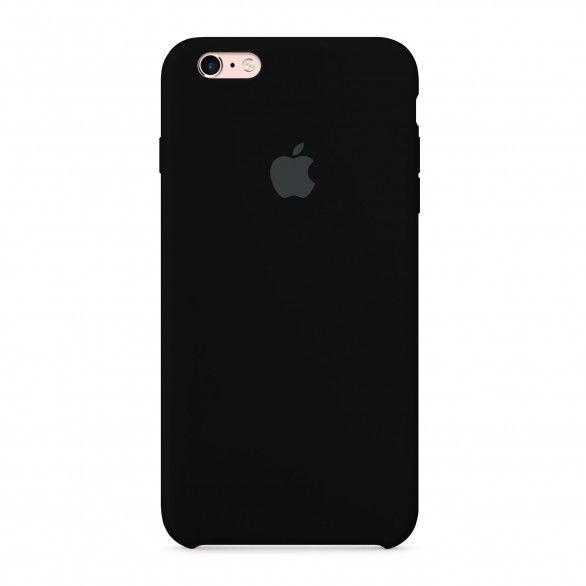 Capa silicone Preto iPhone 6 Plus
