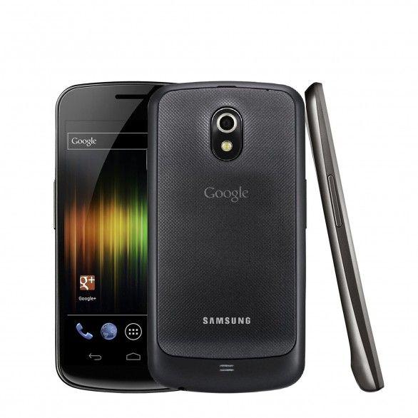 Samsung Galaxy Nexus 1GB 16GB Preto