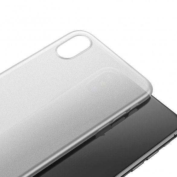Ultra Slim Case Anti Finger Print: iPhone X e XS Capa