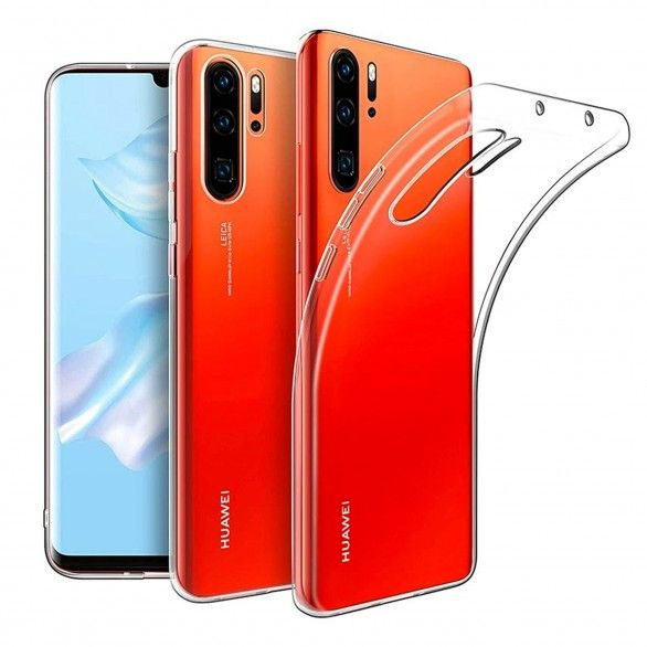 Huawei P30 Pro Capa silicone