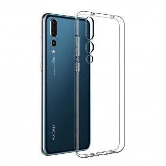 Huawei P20 Plus silicone cover