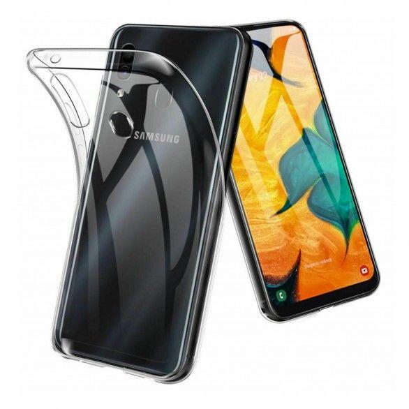 Samsung A30 Capa silicone