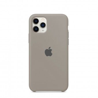 Silicone Cover Gray 11 iPhone Pro