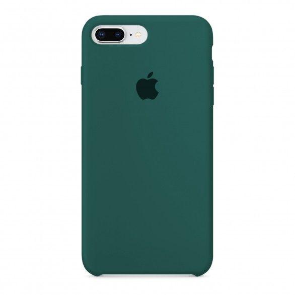Capa silicone Verde iPhone 7 Plus