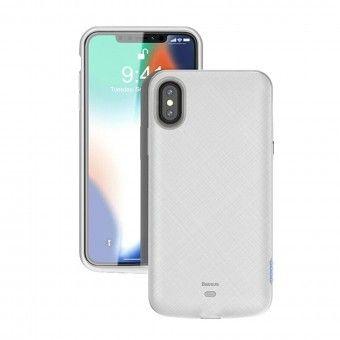 Case PowerBank 4000 mAh iPhone X/XS Capa PowerBank