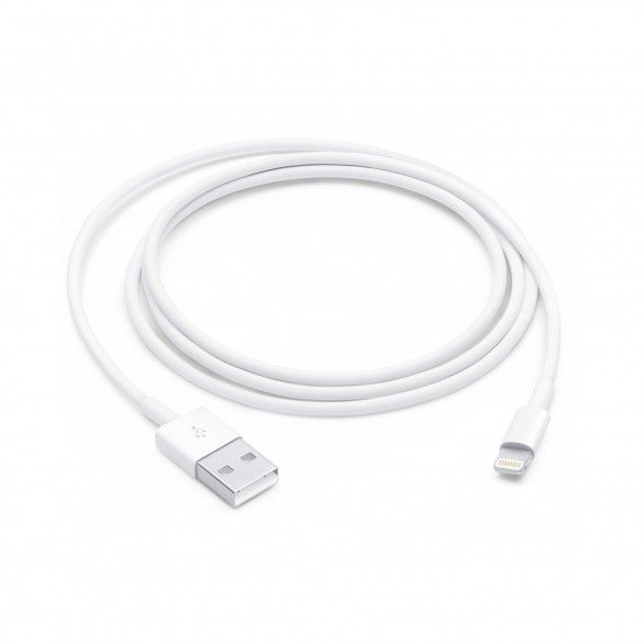 USB cable White x lighting 1m