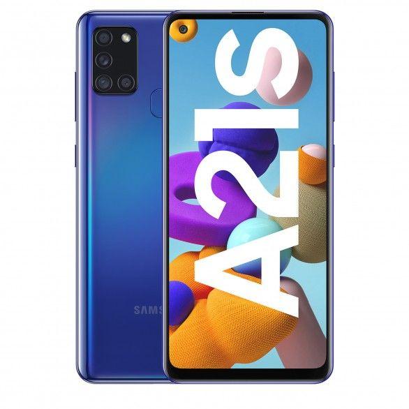 Samsung Galaxy A21s 4GB 64GB Azul