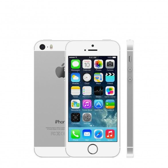iPhone 5s 16GB Prateado