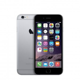 iPhone 6 16GB Cinzento sideral