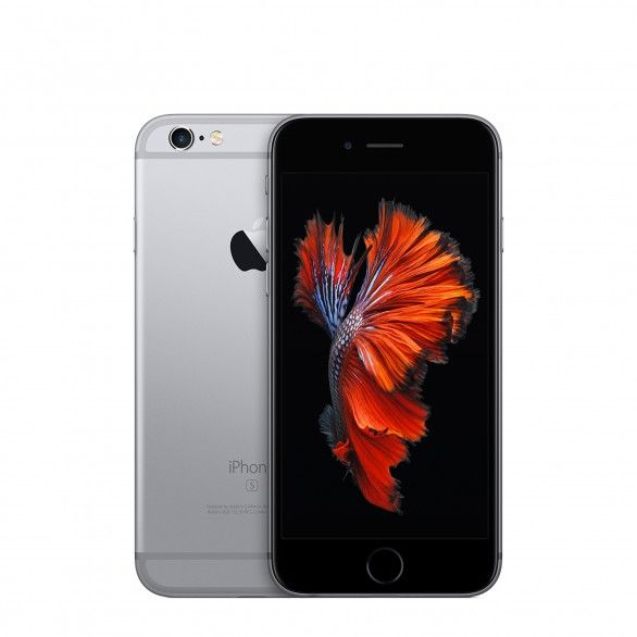 iPhone 6s 64GB Cinzento sideral