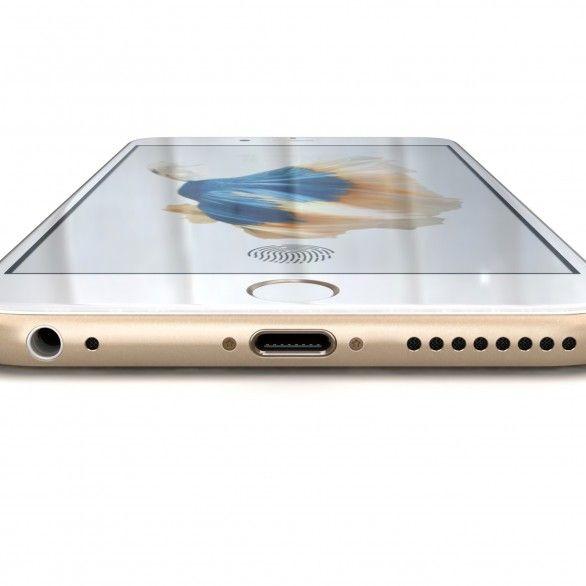 iPhone 6s Plus 64GB Dourado