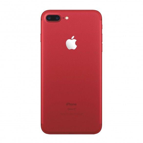 iPhone 7 Plus 128GB Vermelho