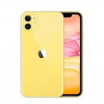11 iPhone 64GB Yellow