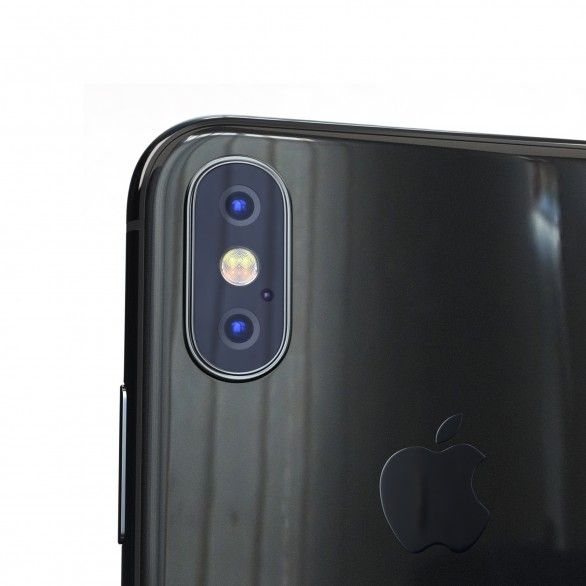 iPhone X 256GB Cinzento sideral