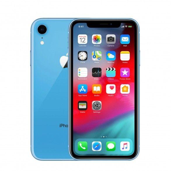XR iPhone 64GB Blue