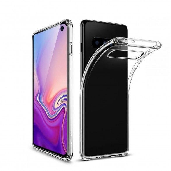 Samsung S10 Capa silicone