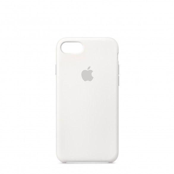 Capa silicone Branco iPhone 7