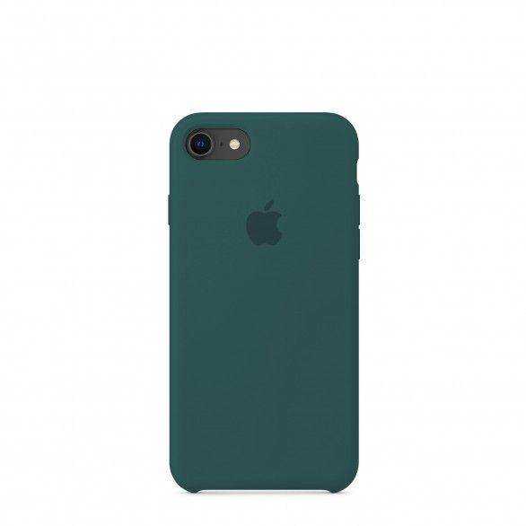 Capa silicone Verde iPhone 7