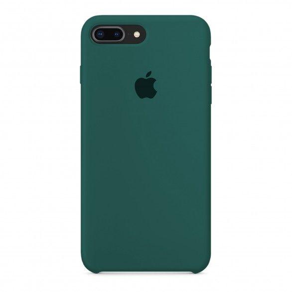 Capa silicone Verde iPhone 8 Plus