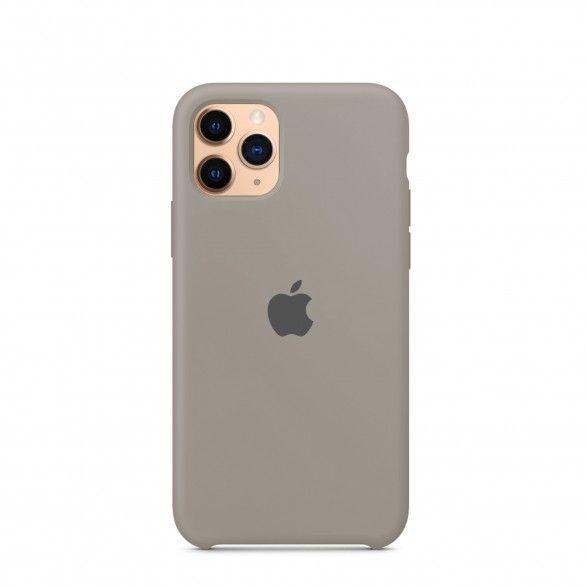 Capa silicone Cinzento iPhone 11 Pro