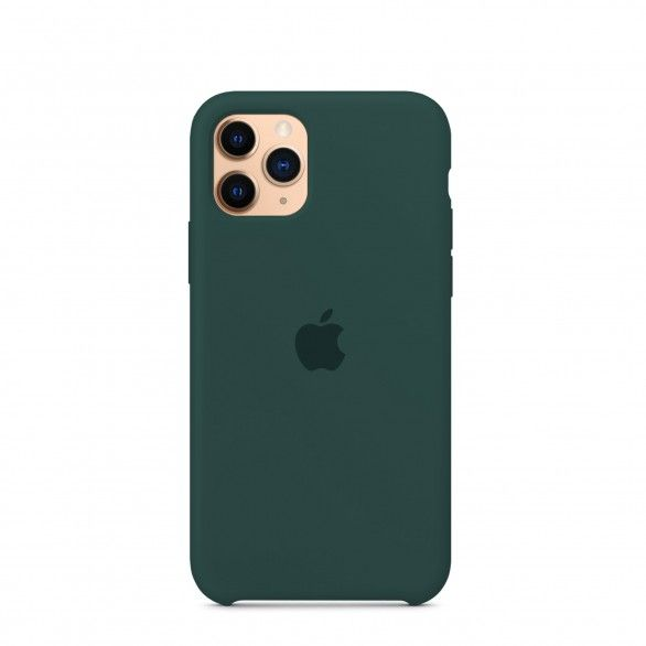 Capa silicone Verde iPhone 11 Pro