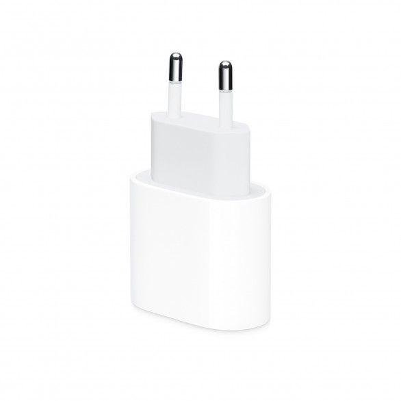 Carregador Branco USB C 18W
