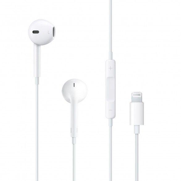 Headset EarPods White Lightning