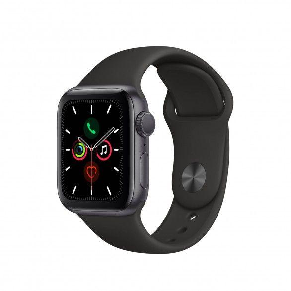 Watch series 5 GPS 40mm Black