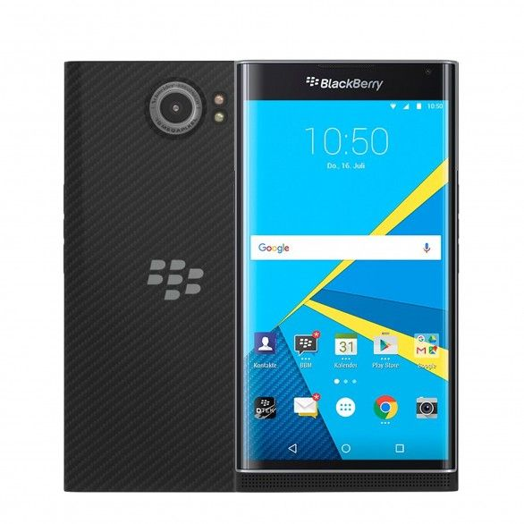 BlackBerry Priv 3GB 32GB Preto