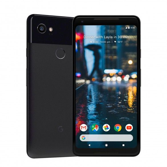 Google Pixel 2 XL 4GB 64GB Black