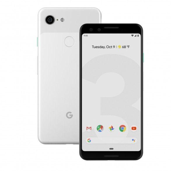 Google Pixel 3 4GB 64GB Branco