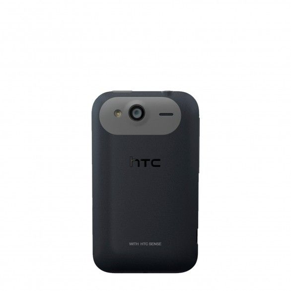 HTC Wildfire 512MB 384MB Preto