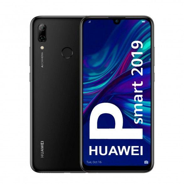 Huawei P Smart 2019 3GB 64GB Preto