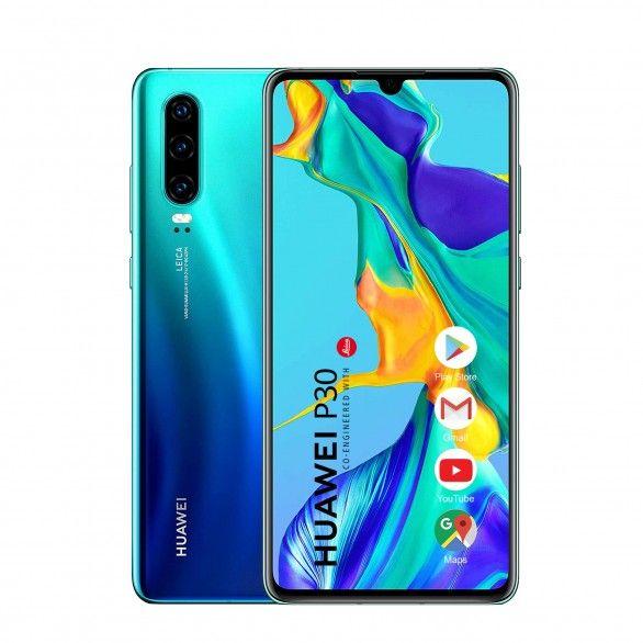 Huawei P30 6GB 128GB Aurora