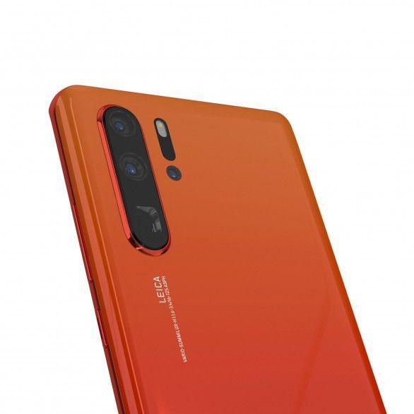 Huawei P30 Pro 8GB 512GB Laranja âmbar