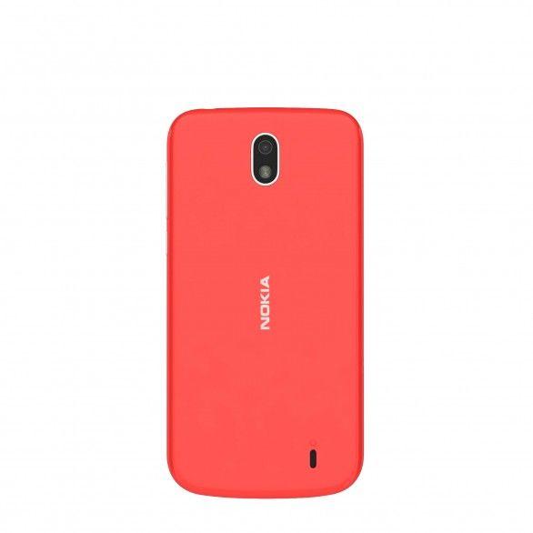 Nokia Nokia 1 1GB 8GB Vermelho