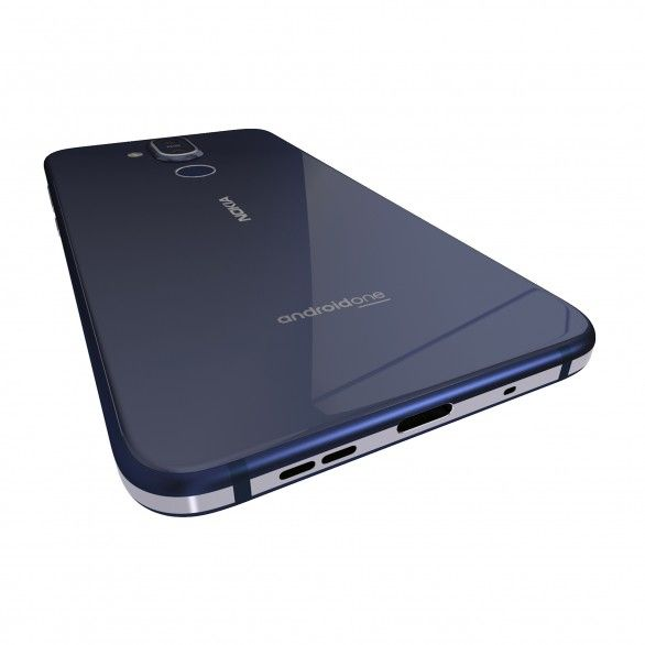 Nokia 8.1 (Nokia X7) 6GB 64GB Azul