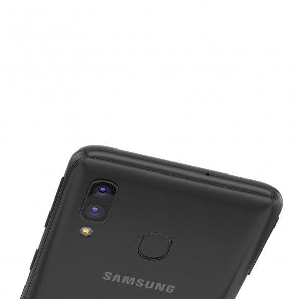 Samsung Galaxy A40 4GB 64GB Preto