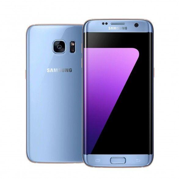 Samsung Galaxy S7 Edge 4GB 32GB Coral Azul