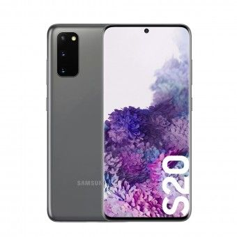 Samsung Galaxy S20 8GB 128GB Cinzento