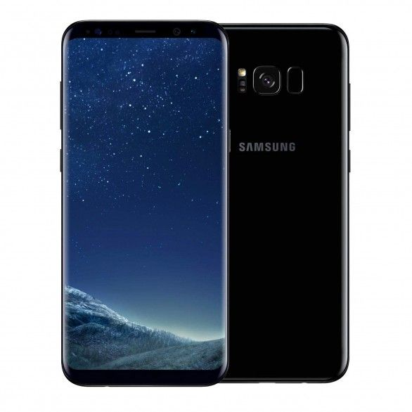 Samsung Galaxy S8+ 4GB 64GB Preto