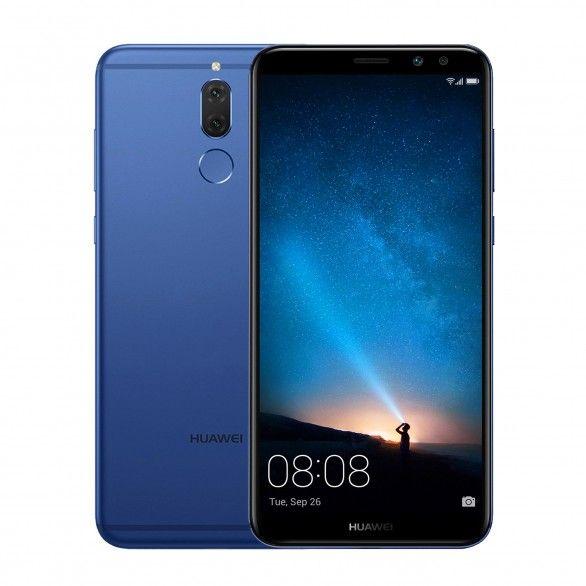 Huawei Mate 10 Lite 4GB 64GB Azul