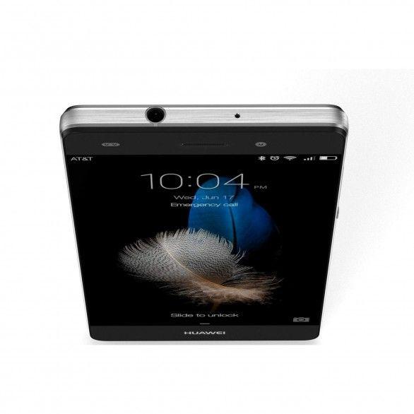 Huawei P8 Lite 2GB 16GB Preto