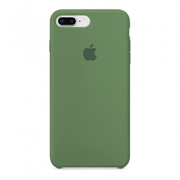 Capa silicone Verde claro iPhone 7 Plus