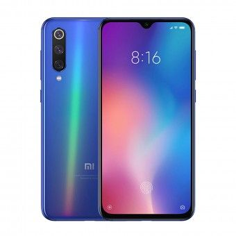 Xiaomi Mi 9 6GB to 64GB Blue
