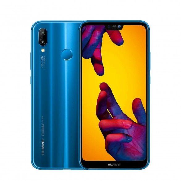 Huawei P20 Lite 4GB 64GB Azul