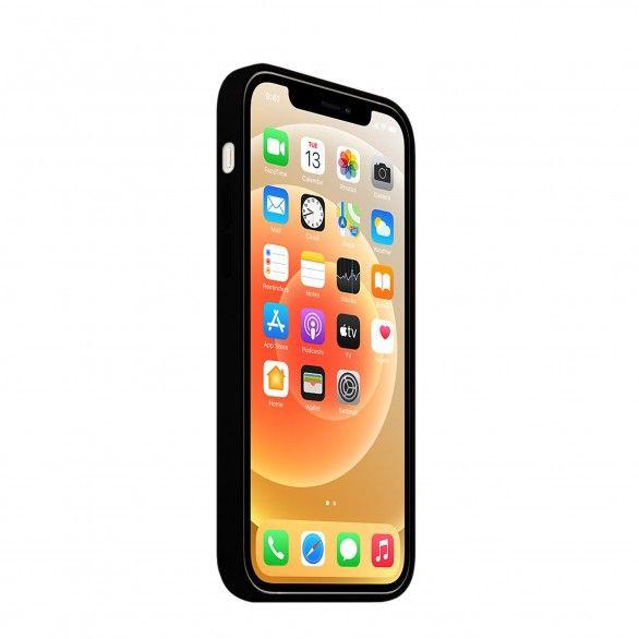 Capa silicone Preto iPhone 12 Pro