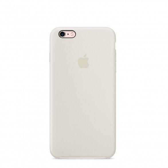 Capa silicone Branco iPhone 6s
