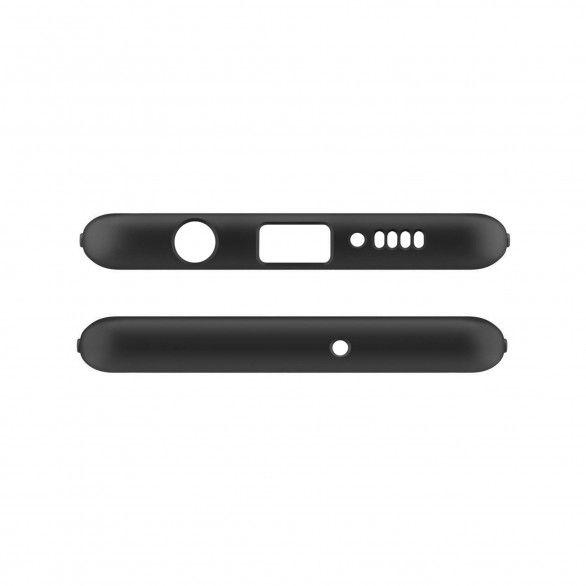Capa silicone Samsung S10 Plus Preto Open Box Mobile