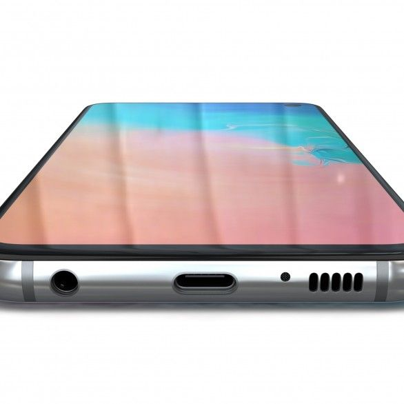 Samsung Galaxy S10e 6GB 128GB Branco